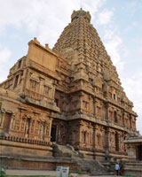 Brihadeshwara Temple - Tanjore, India